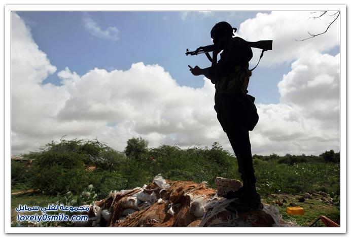 صور القتال من أجل السيطرة على الصومال Fighting-Somalia-13