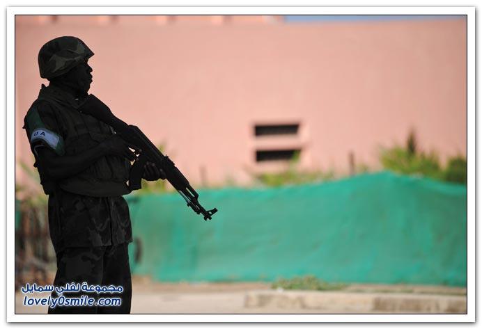 صور القتال من أجل السيطرة على الصومال Fighting-Somalia-21