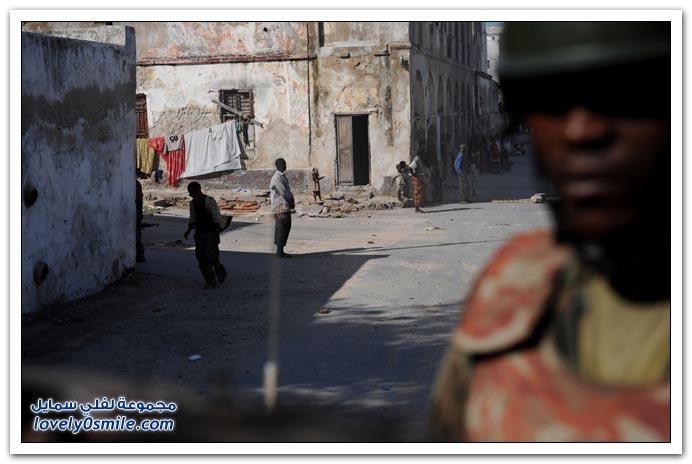 صور القتال من أجل السيطرة على الصومال Fighting-Somalia-25