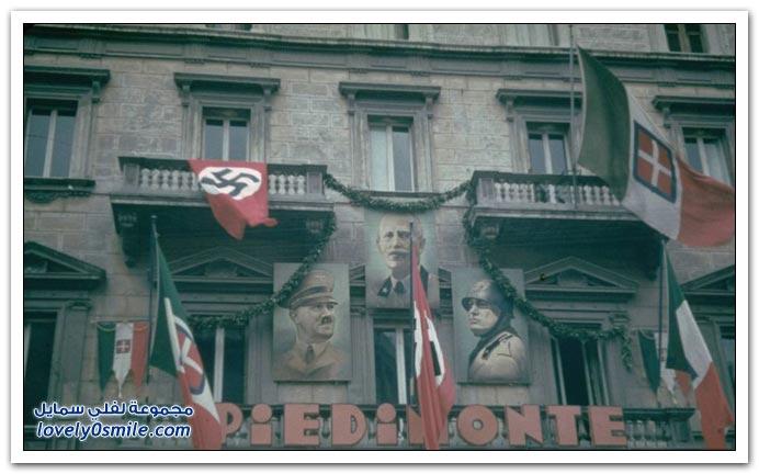 صور نادرة لهتلر والحركة النازية ج1