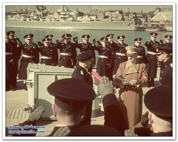 صور نادرة لهتلر والحركة النازية ج2