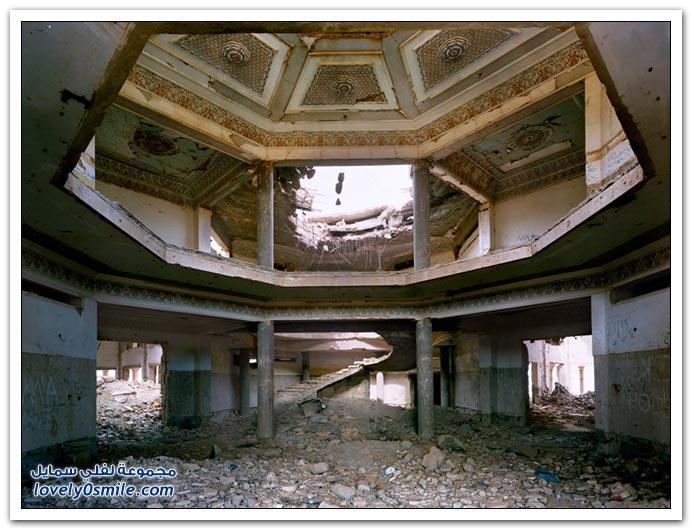 صور من قصور صدام