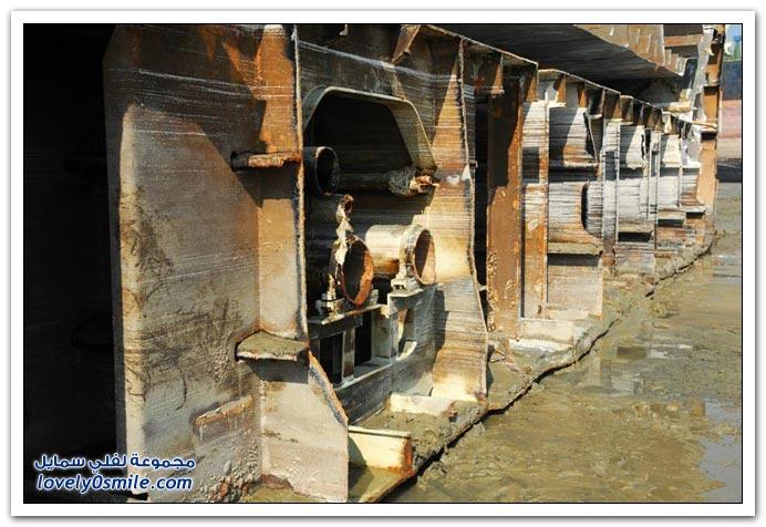 صور: مقبرة السفن ج2