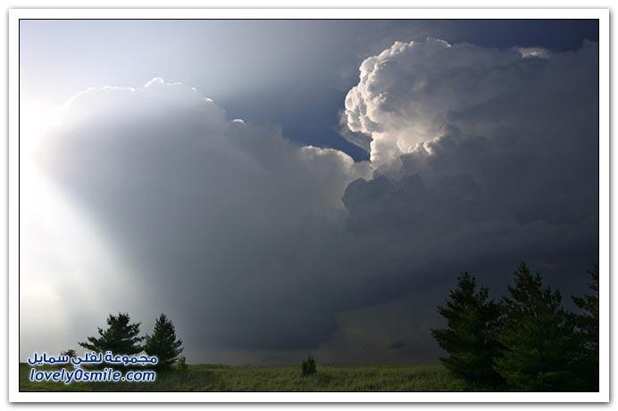 صور السماء والغيوم ج1