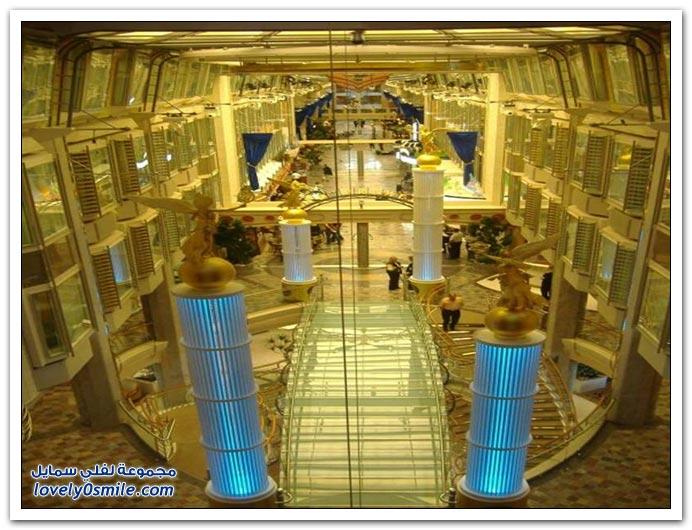 صور: من أكبر السفن السياحية في العالم