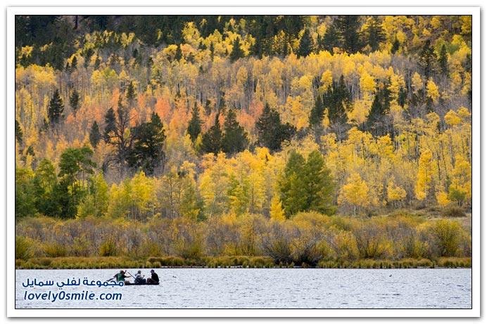صور الخريف في نصف الكرة الأرضية الشمالي 2009