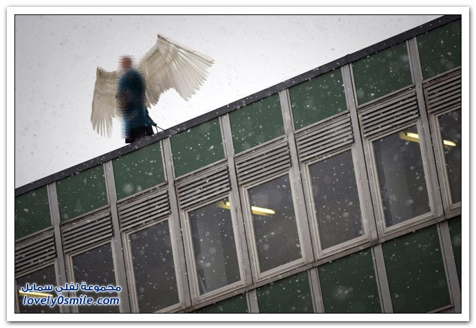 صور الاحتفال بمرور 20 عاما على إزالة جدار برلين