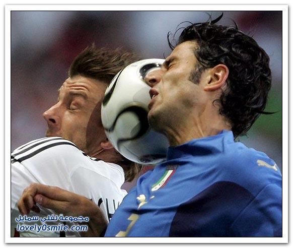 صور تعابير الوجه أثناء المباريات العالمية