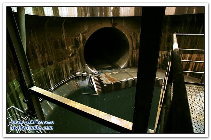 صور شبكات الصرف الصحي في اليابان
