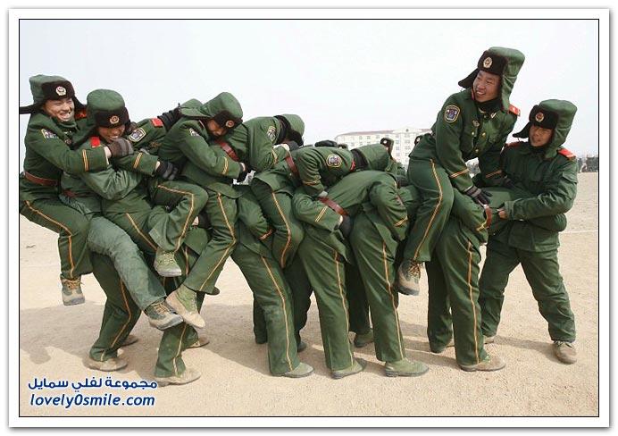 صور الجنود حول العالم