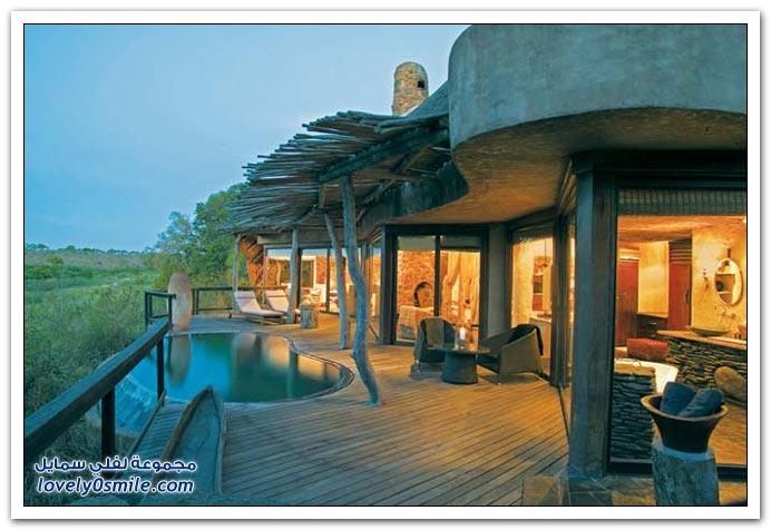 صور منتجعات سياحية في أفريقيا