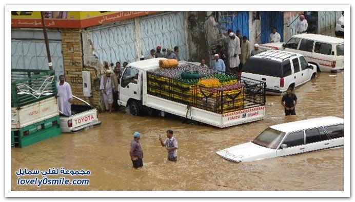 صور كارثة جدة 2009 ج1