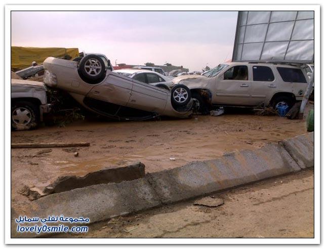 صور كارثة جدة 2009 ج2