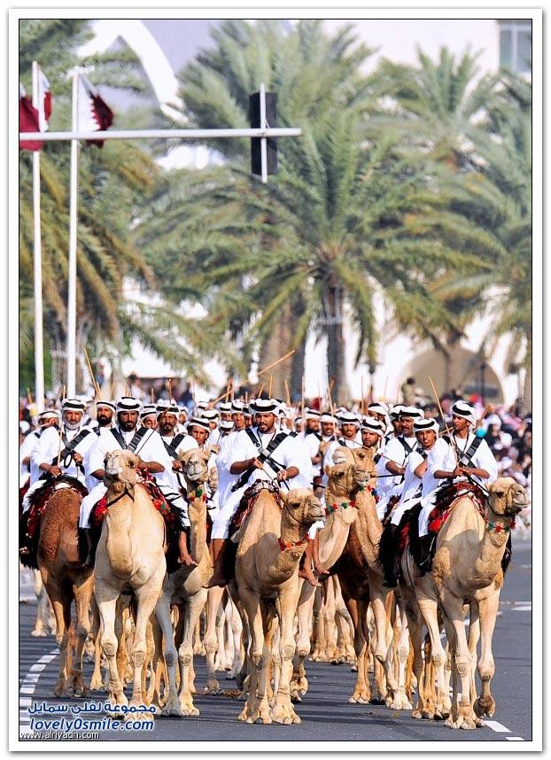 صور معرض دبي الدولي العاشر للسيارات + قطر تحيي يومها الوطني