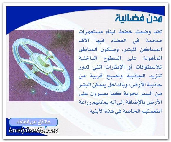 المستقبل في الفضاء
