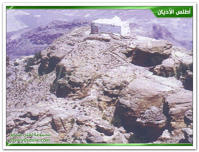 وفاة هارون (عليه السلام ) وهزيمة الكنعانيين الأولى كما في سفر العدد - صور