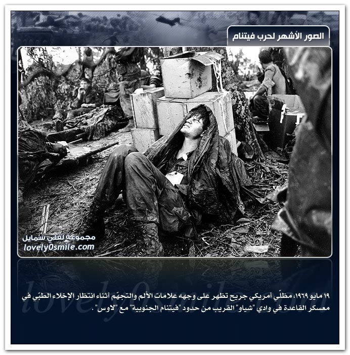 الصور الأشهر لحرب فيتنام