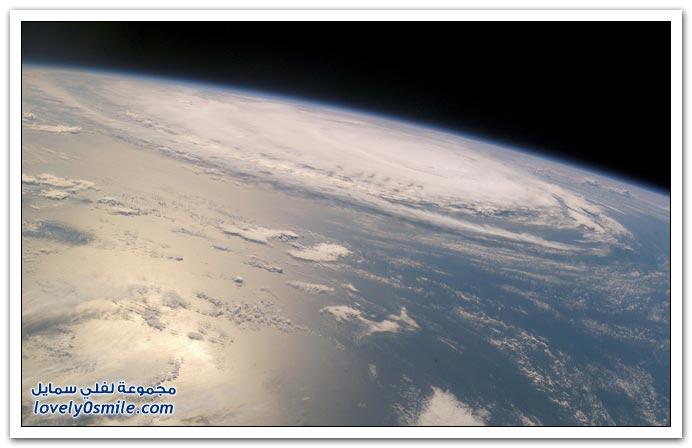 صور حول مدار الأرض