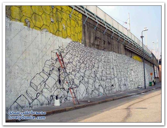 صور: الرسم على الجدران ج1