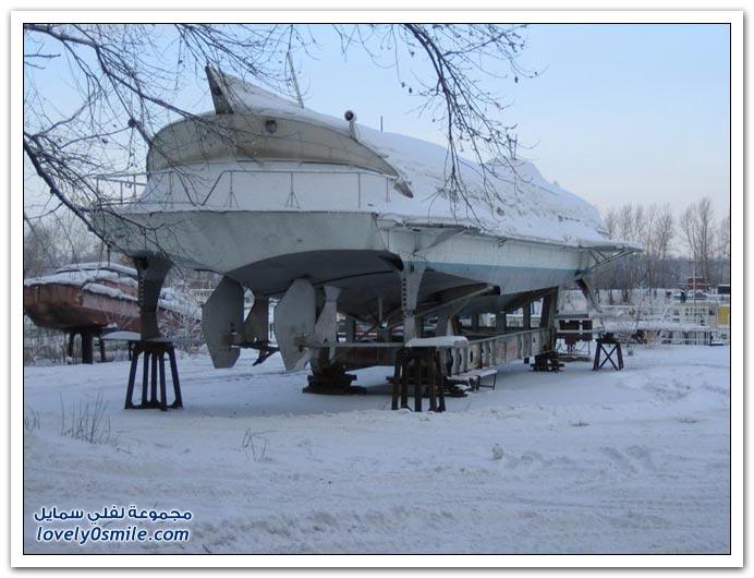 صور قارب خاص