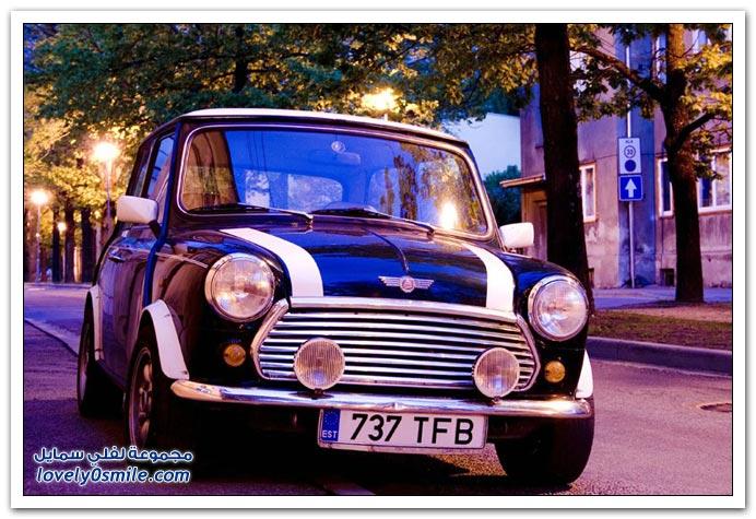 صور السيارة الصغيرة من خمسين عاما ج1