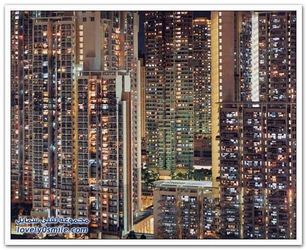صور: تصور تسكن في أحد هذه العمارات وتبي تعزم جيرانك