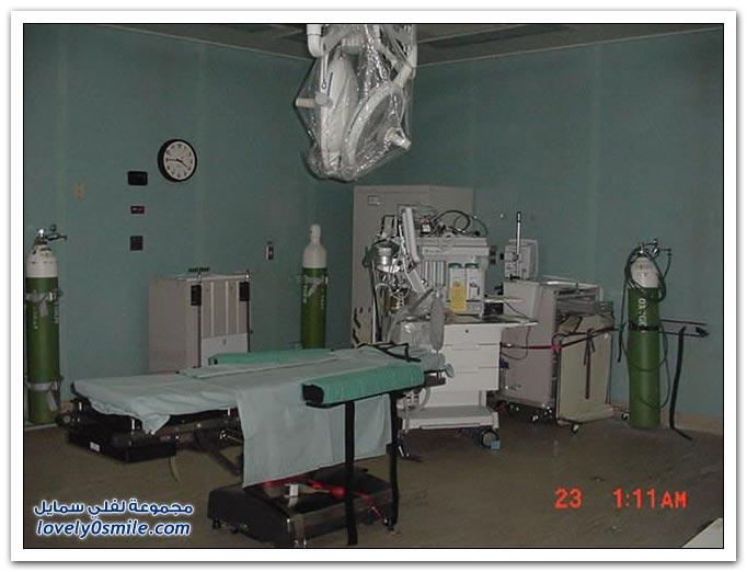 صور: المستشفى العائم