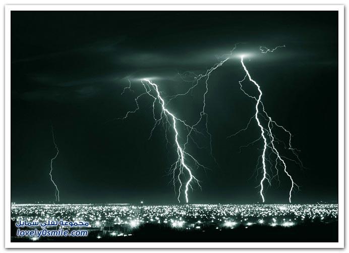 صور البرق والرعد ج2