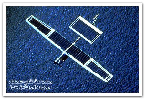 صور طائرات بالطاقة الشمسية