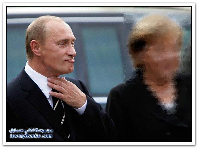 صور لحظة من الوقت مع رؤساء العالم ج2