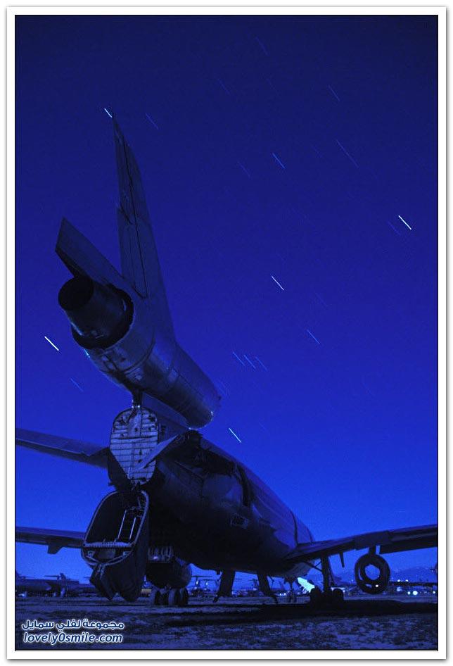 صور طائرات انتهت صلاحيتها