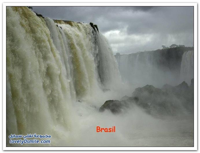 صور أجمل نقطة حدود تفصل بين 3 دول