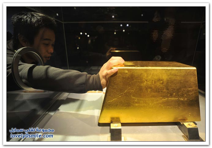 صور الذهب ومناجمه