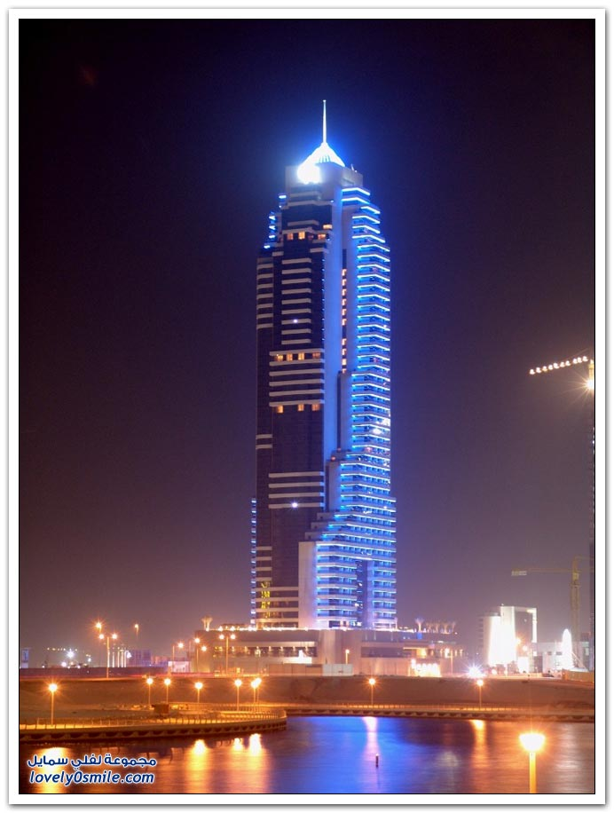 ����� ������ ��� ���� Dubai-At-Night-01.jpg
