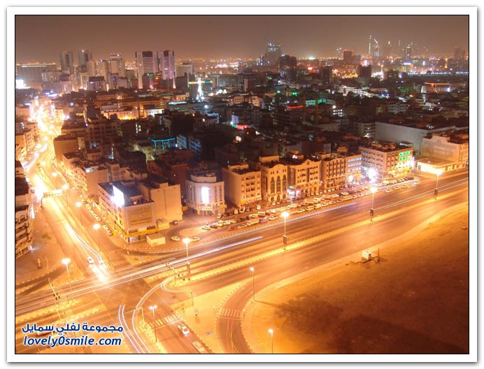 ����� ������ ��� ���� Dubai-At-Night-07.jpg