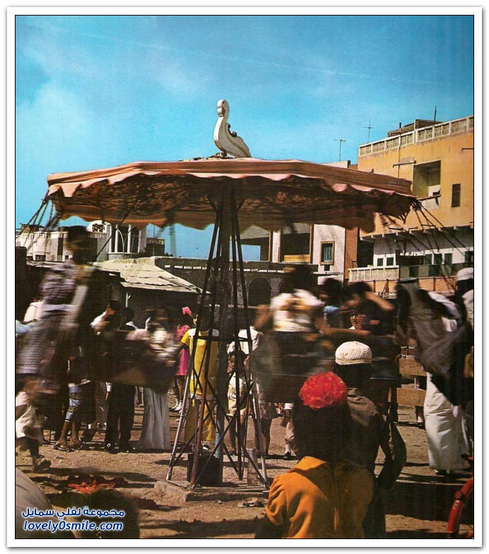 صور لمدينة جدة عام 1977م
