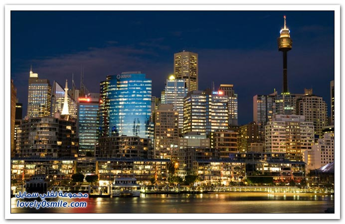 صور الليل في مدن حول العالم ج3