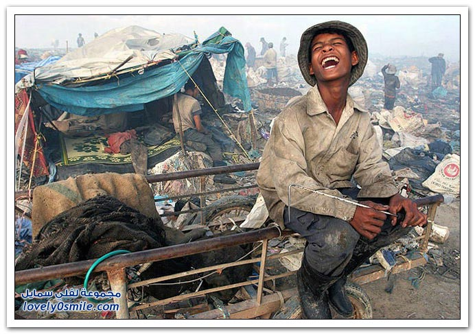 صور: لنذكر نعم الله علينا, فمهما كان حالك سيء فليس بأسوء حال منهم