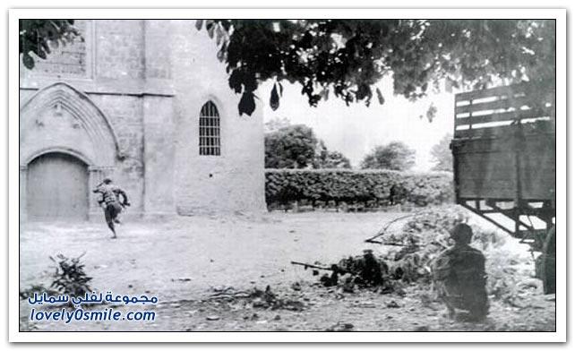 صور نادرة: النورماندي بين الماضي والحاضر ج2