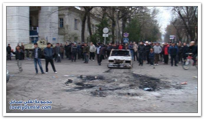 صور: إذا فقد الأمن فماذا قد يحدث في قيرغيزستان !؟