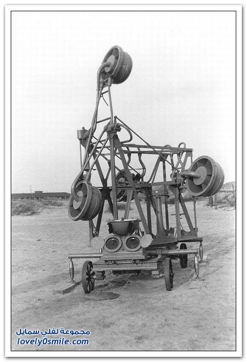 صور: جهاز الكاشف الصوتي أثناء الحرب العالمية الأولى