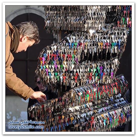 صور تمثال المفاتيح