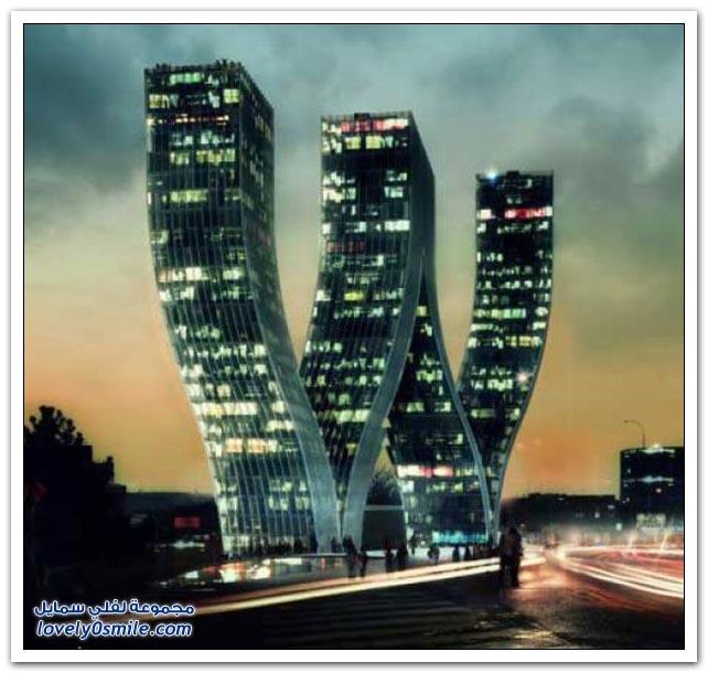 صور لأغرب المباني في العالم