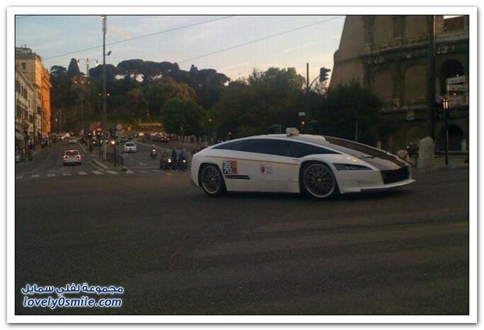 صور تاكسي غيوغيارو كوارنتا فس إيطاليا