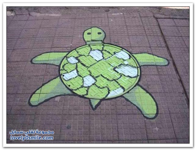 صور فن الرسم في الشوارع البرازيل
