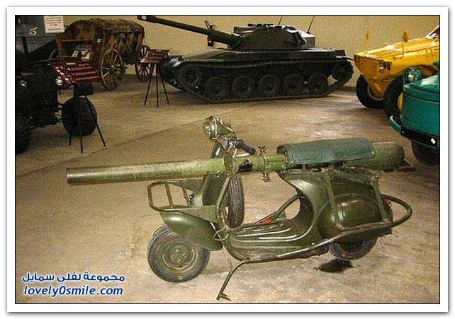 صور دراجات نارية من الحرب العالمية الثانية