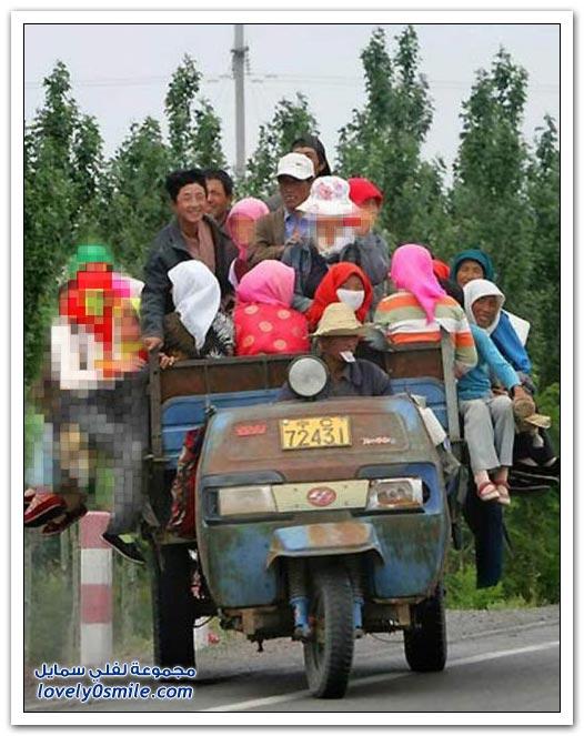 صور أشكال من وسائل النقل حول العالم ج1