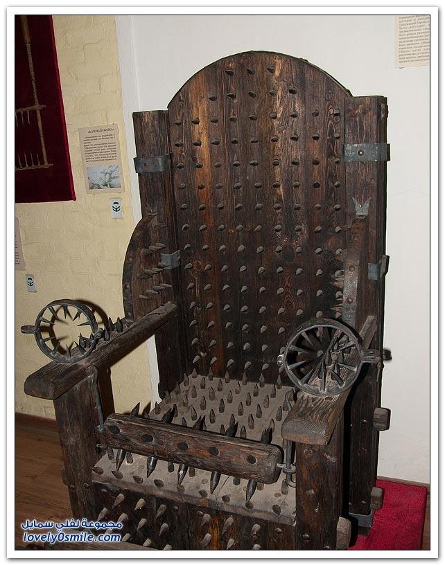 متحف أدوات التعذيب