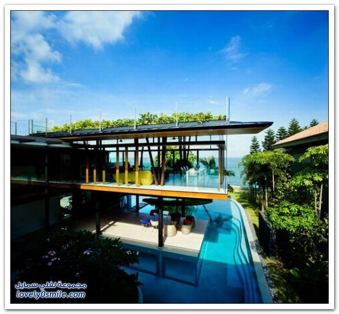 صور البيت الاستوائية في سنغافورة