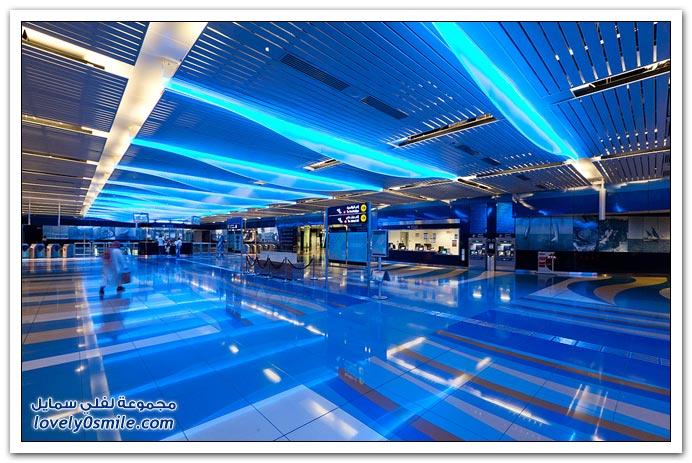 مترو دبي المذهل